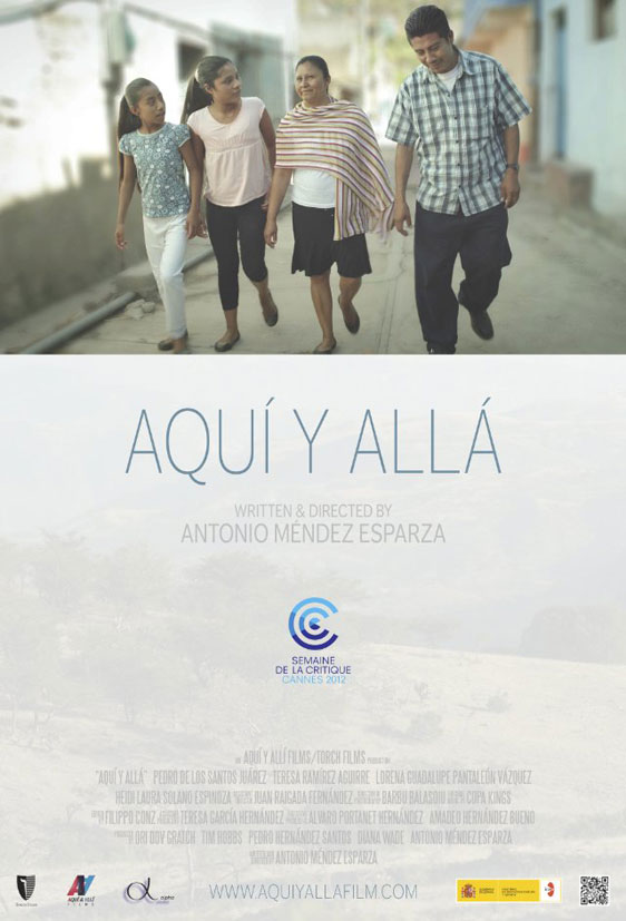 Here and There (Aquí y allá) Poster #1