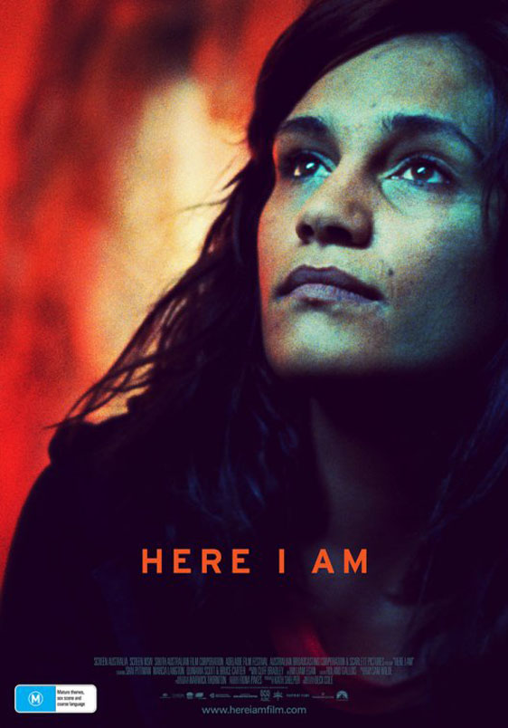 Here I Am Poster #1