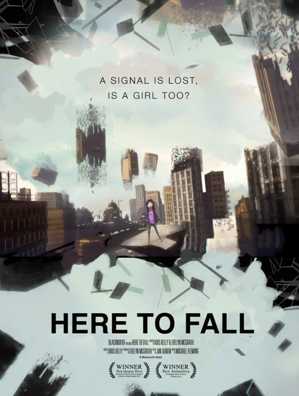 Here to Fall Poster #1