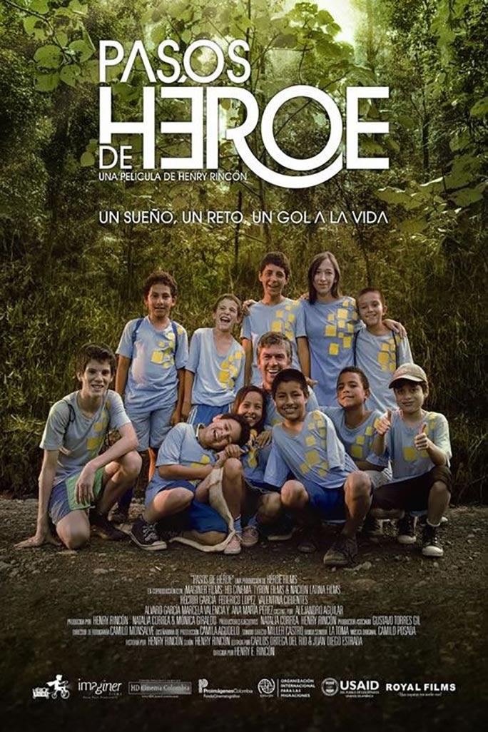 Hero Steps Poster #1