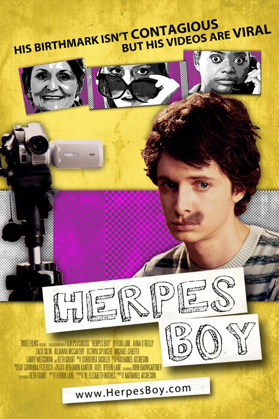 Herpes Boy Poster #1