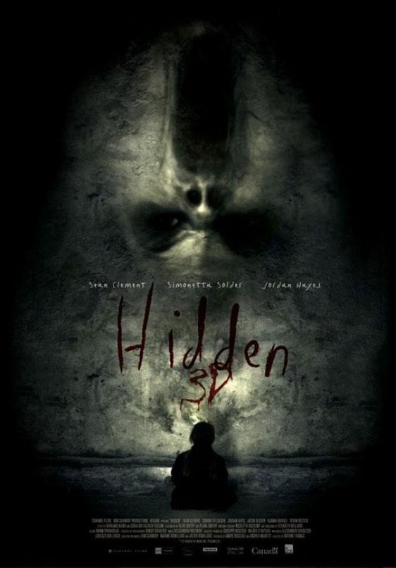 Hidden 3D Poster #1