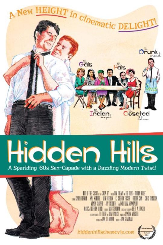 Hidden Hills Poster #1
