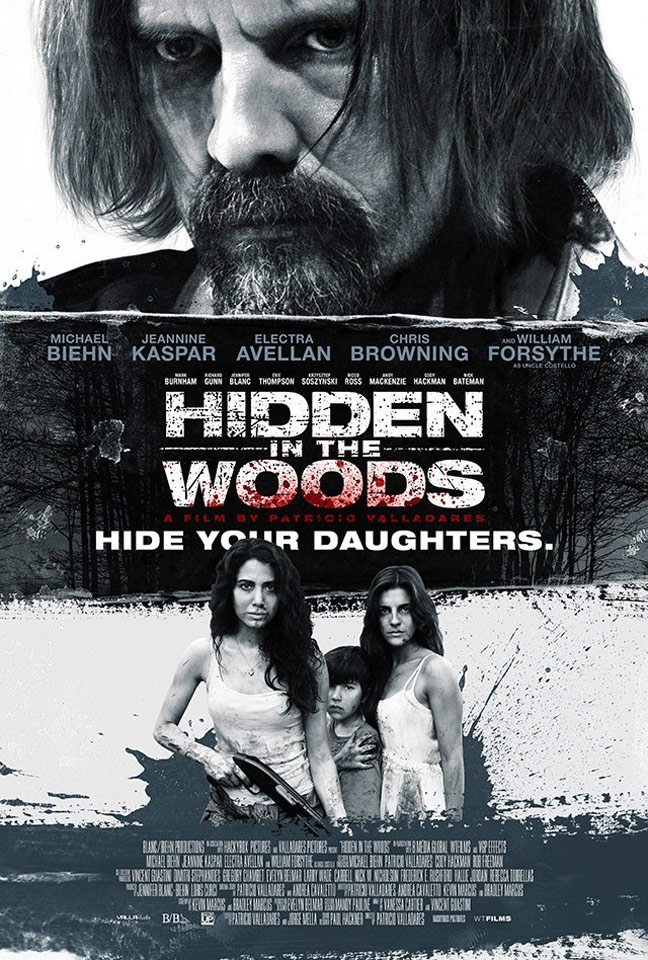 Hidden in the Woods Poster #1