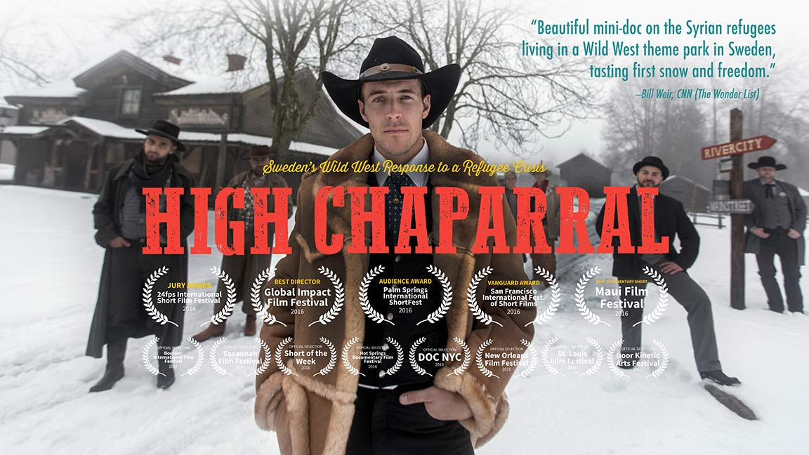 High Chaparral Poster #1