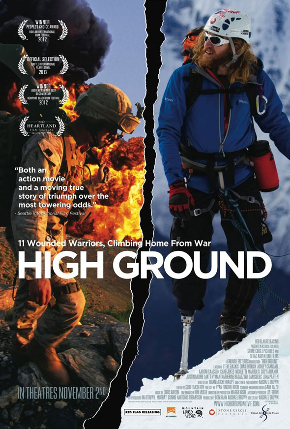 High Ground Poster #1
