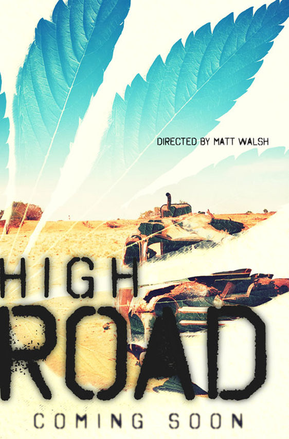 High Road Poster #1