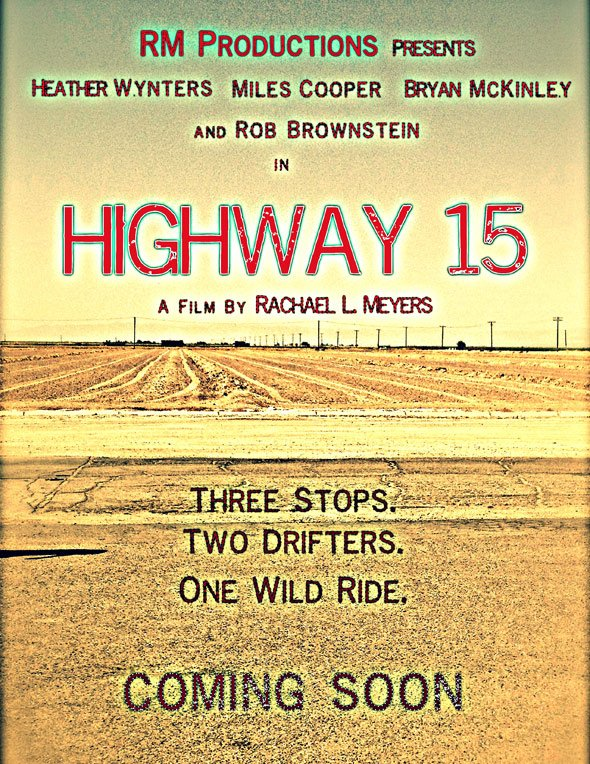 Highway 15 Poster #1