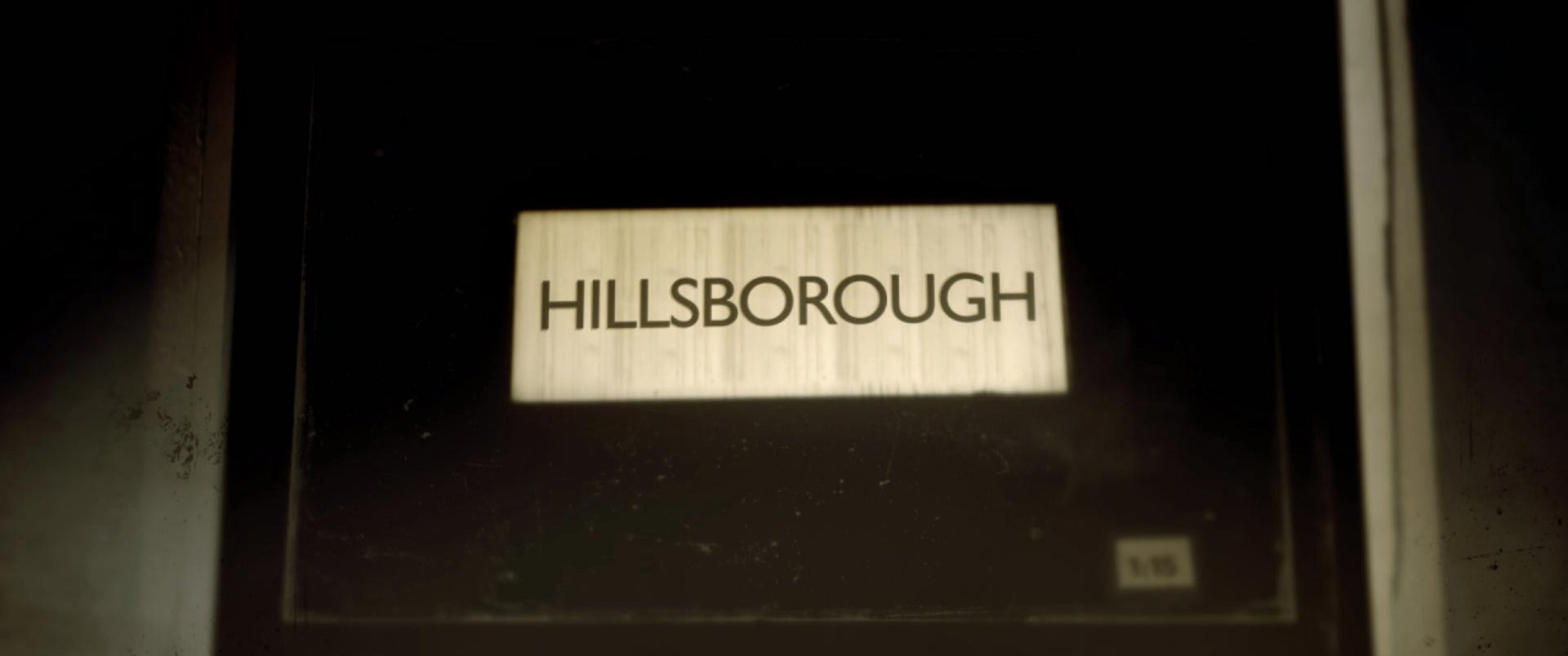 Hillsborough Poster #1