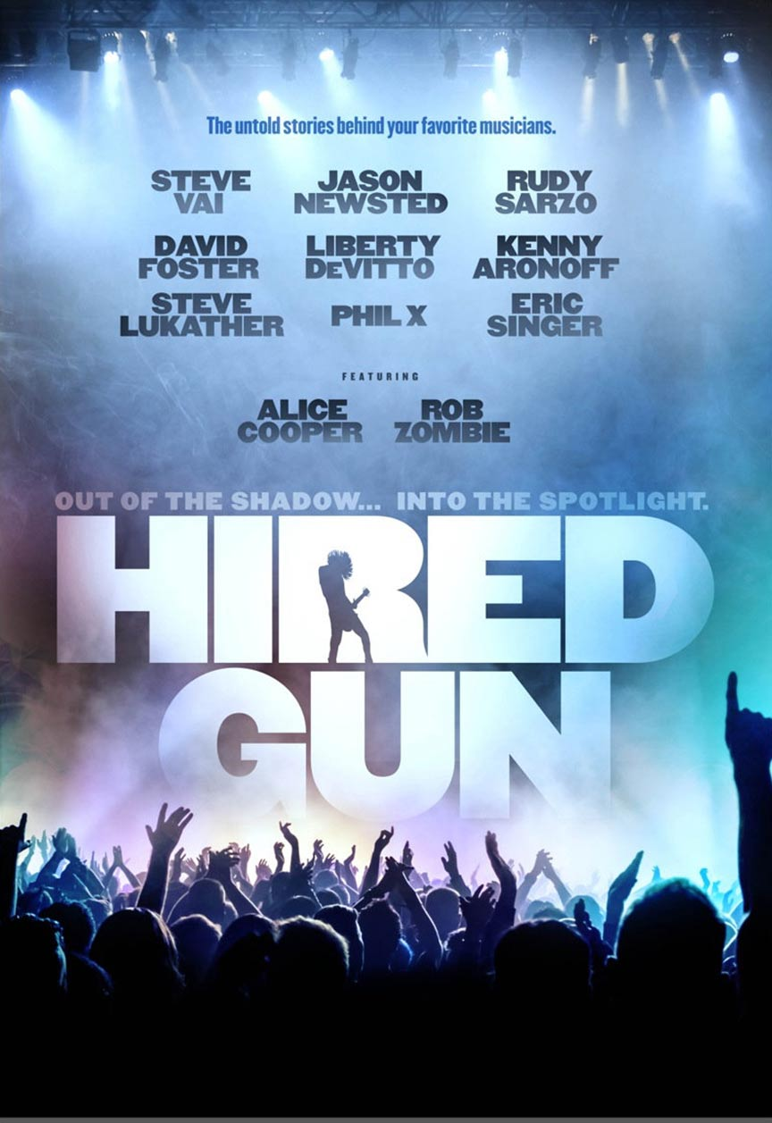 Hired Gun Poster #1