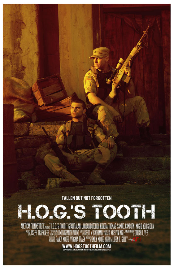 H.O.G.'S Tooth Poster #1