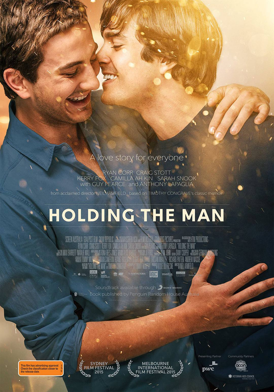 Holding the Man Poster #1