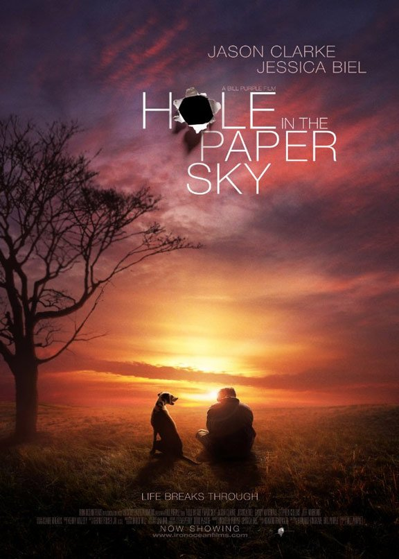 Hole in the Paper Sky Poster #1