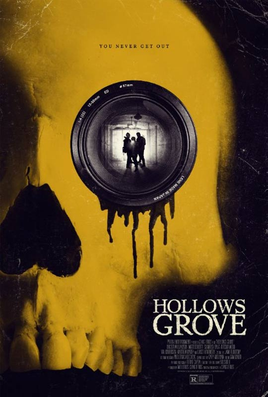 Hollows Grove Poster #1