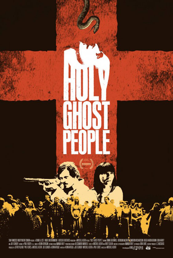 Holy Ghost People Poster #1