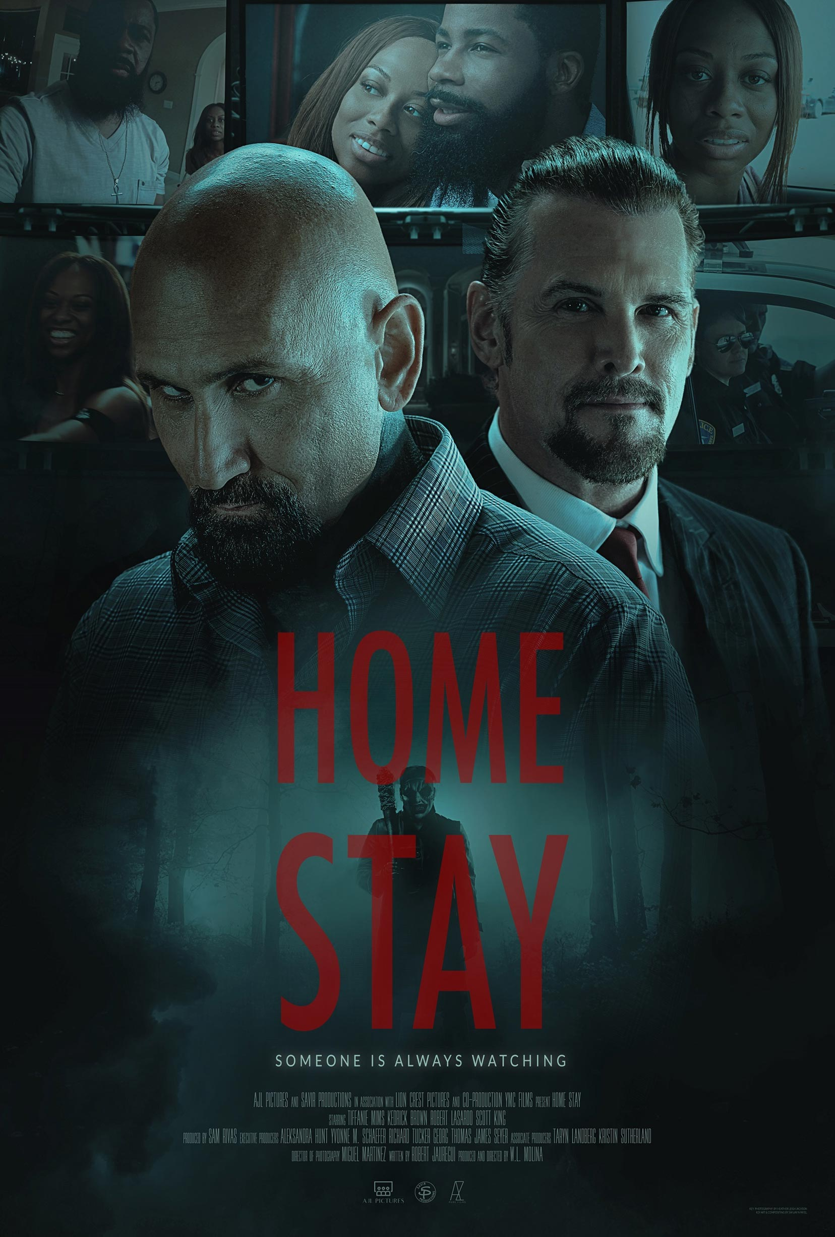 Home Stay Poster #1