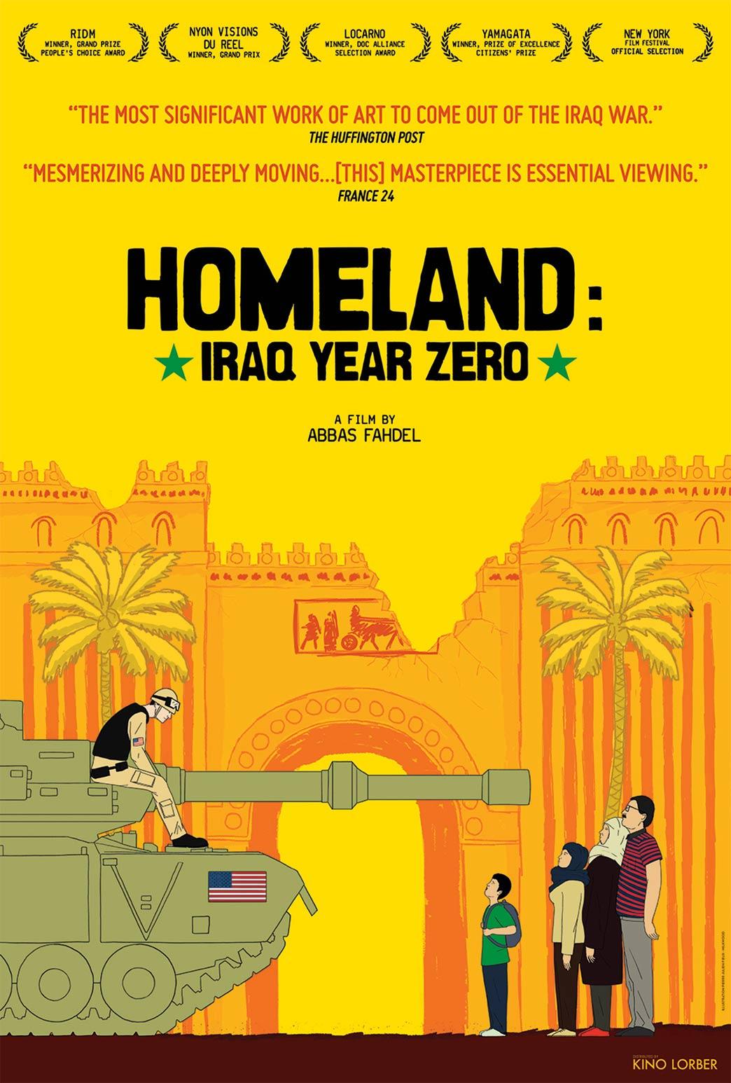 Homeland: Iraq Year Zero Poster #1