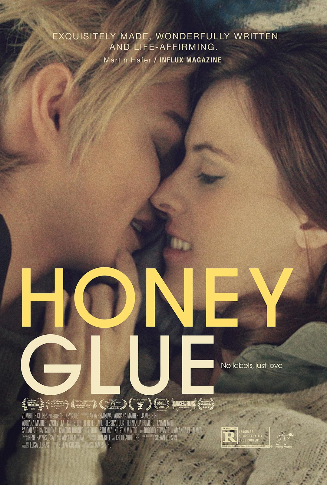 Honeyglue Poster #2