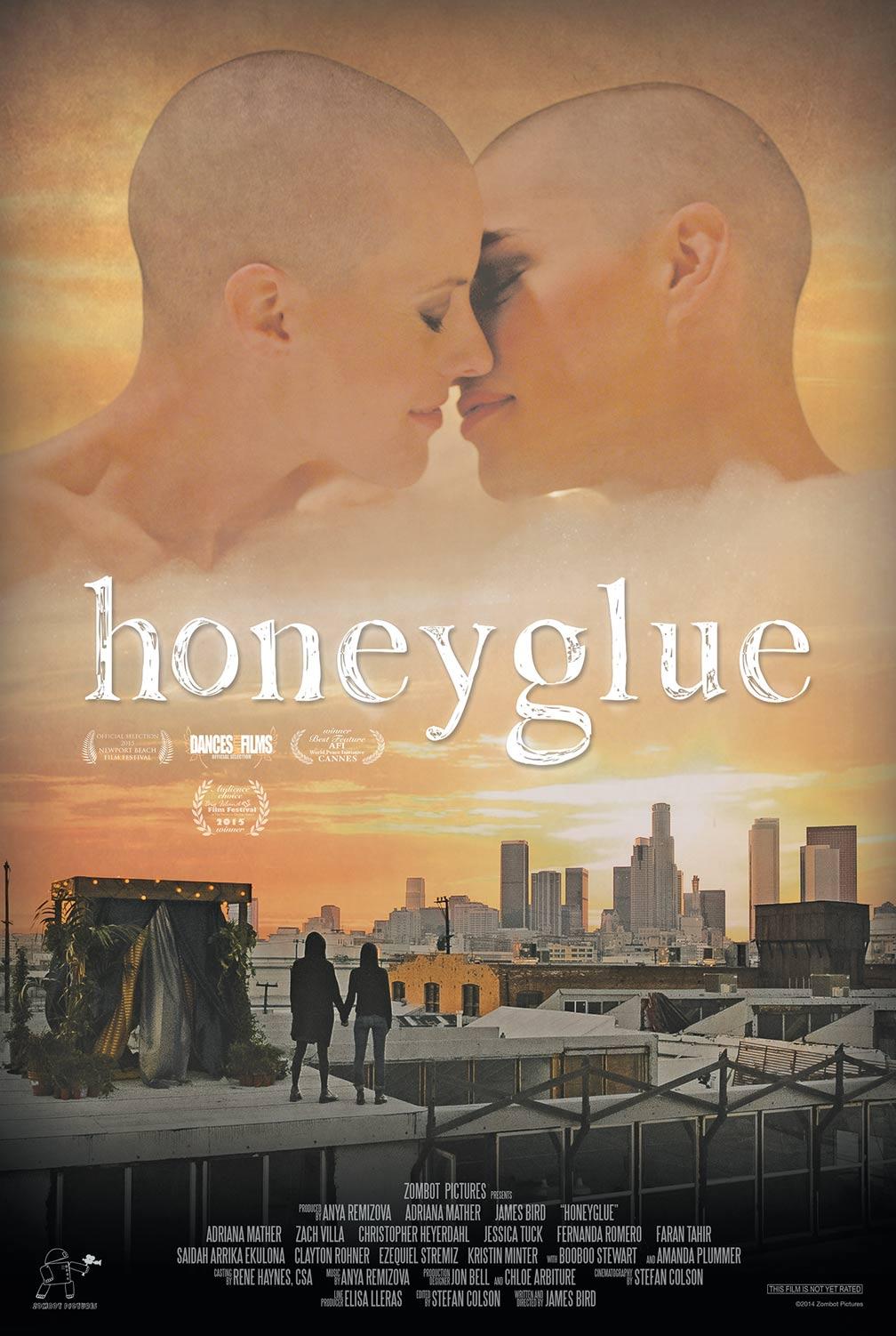 Honeyglue Poster #1