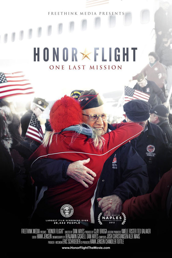 Honor Flight Poster #1
