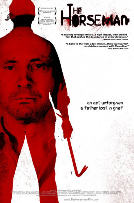 The Horseman Poster #4