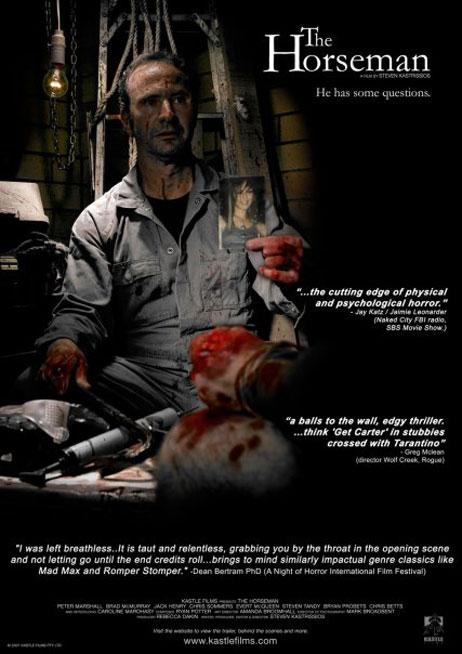 The Horseman Poster #5