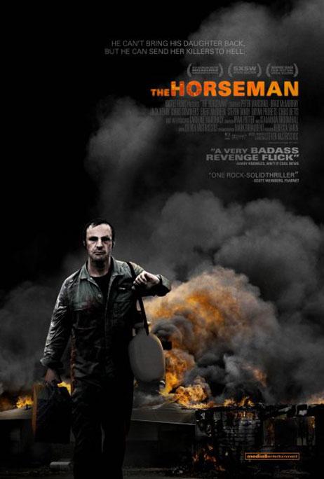 The Horseman Poster #1