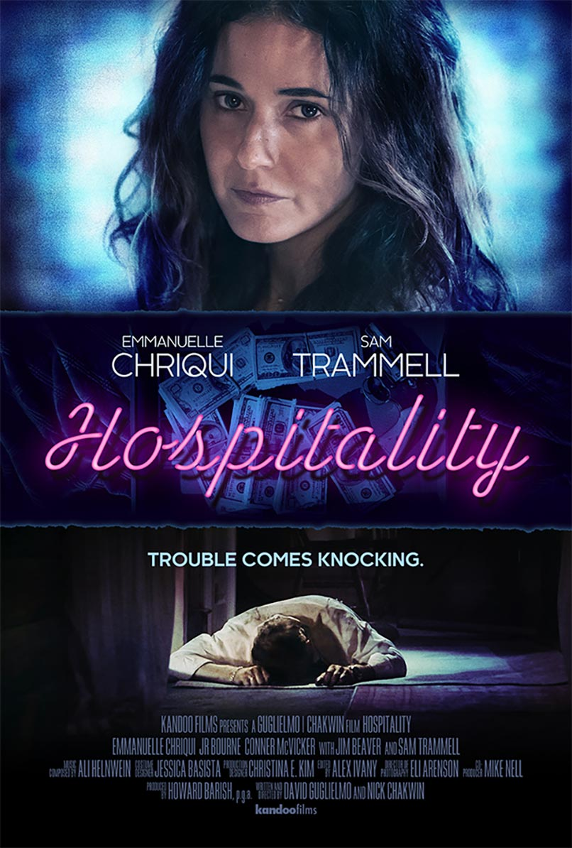 Hospitality Poster #1