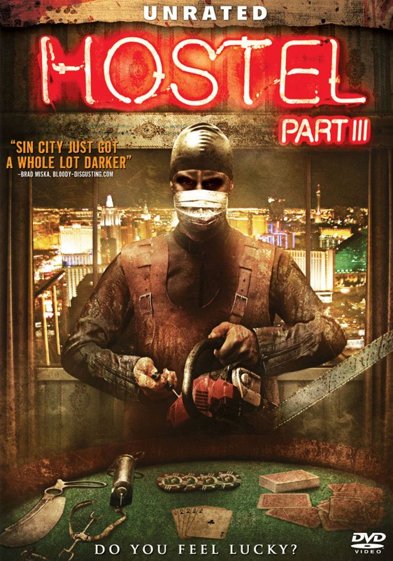 Hostel: Part III Poster #1