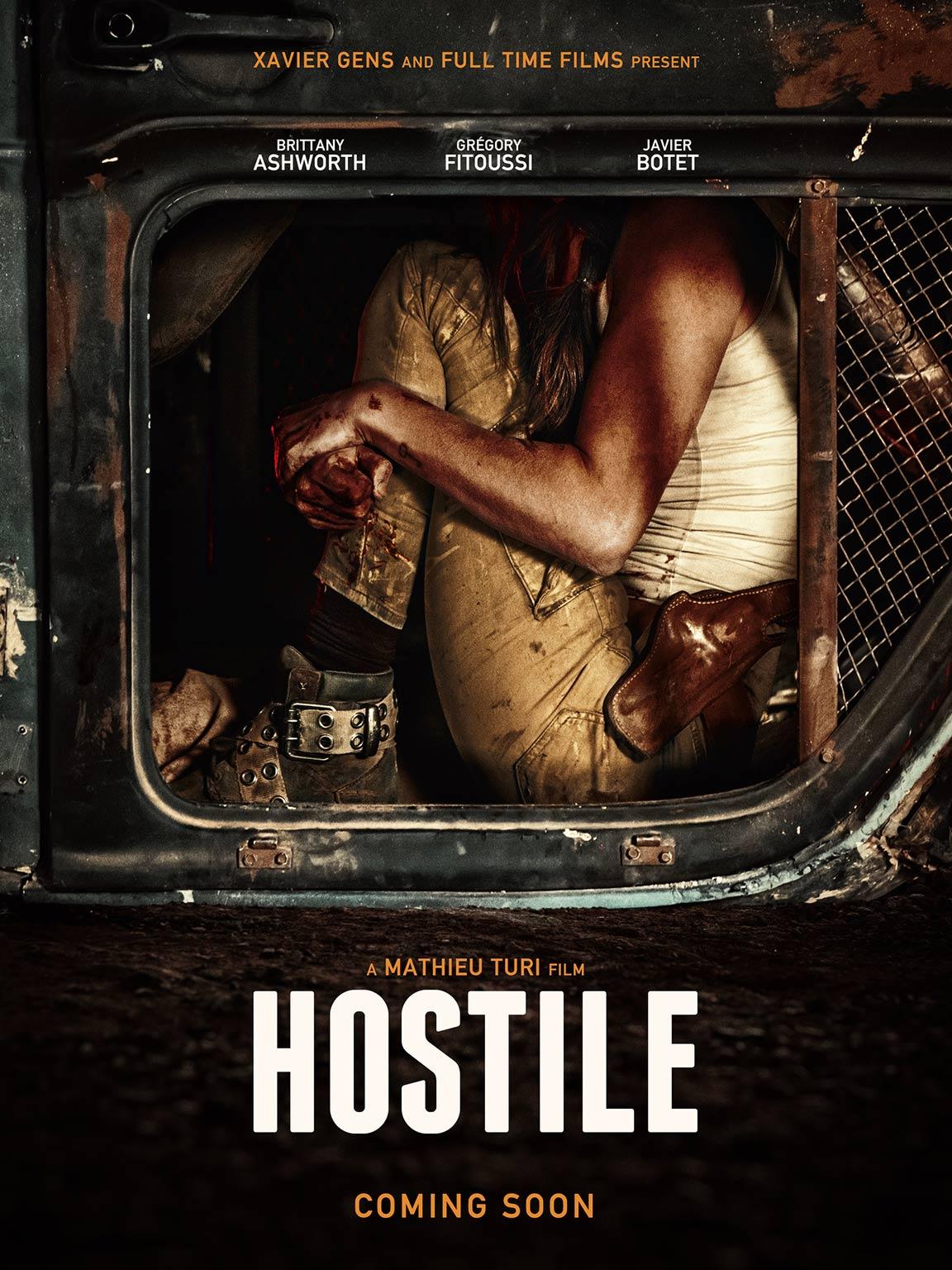 Hostile Poster #1