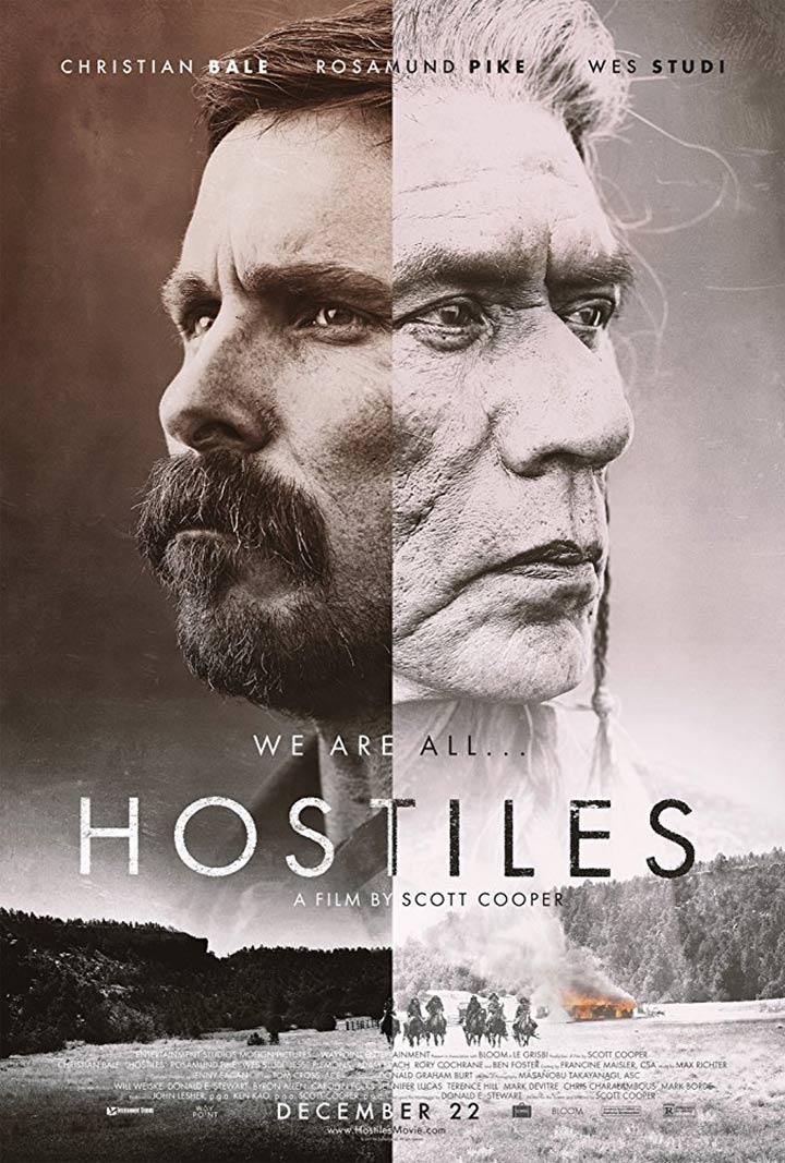 Hostiles Poster #1