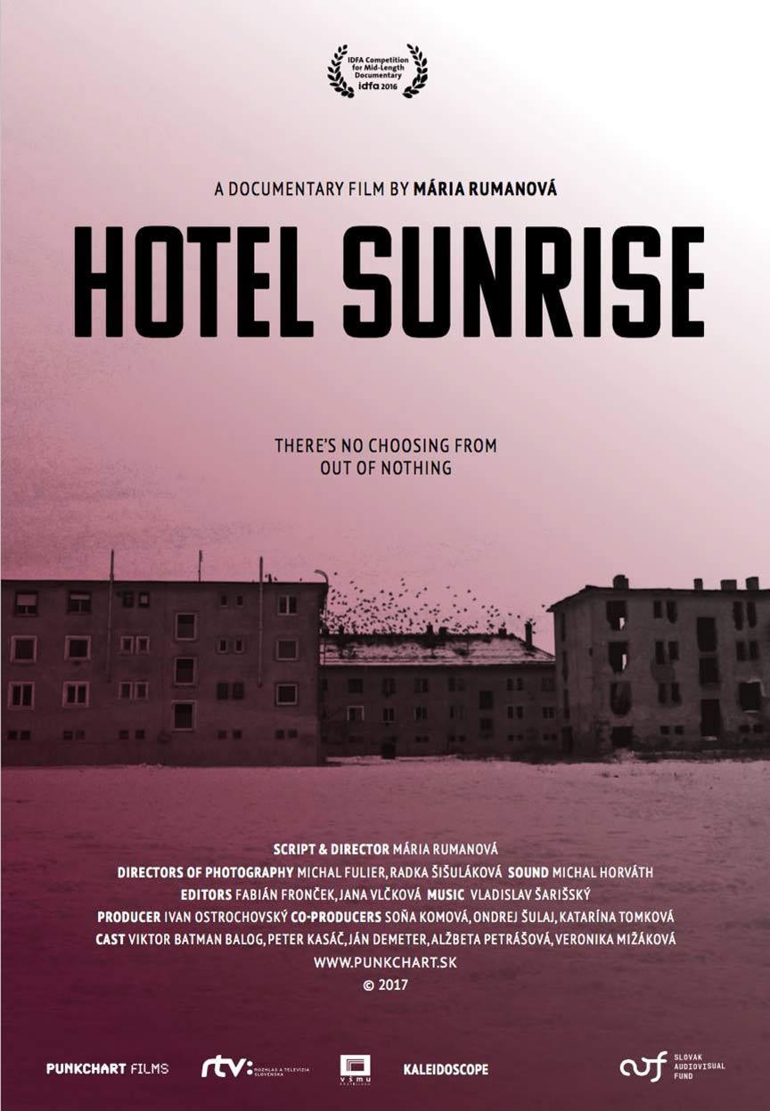 Hotel Sunrise Poster #1