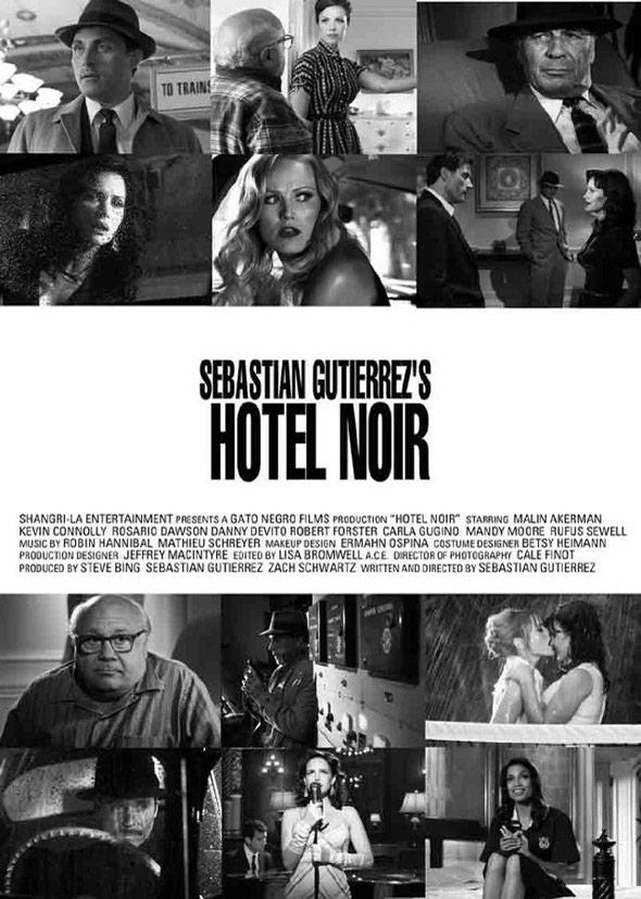 Hotel Noir Poster #1