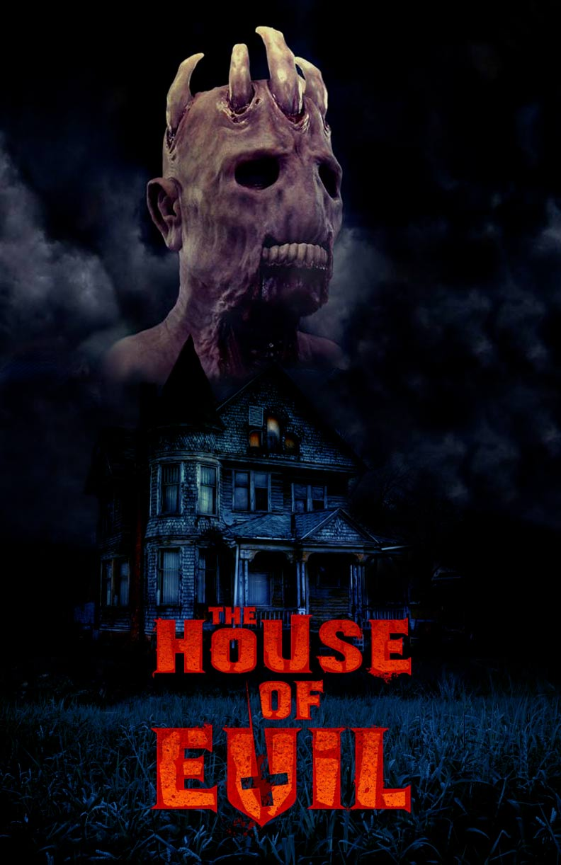 The House of Evil Poster #1