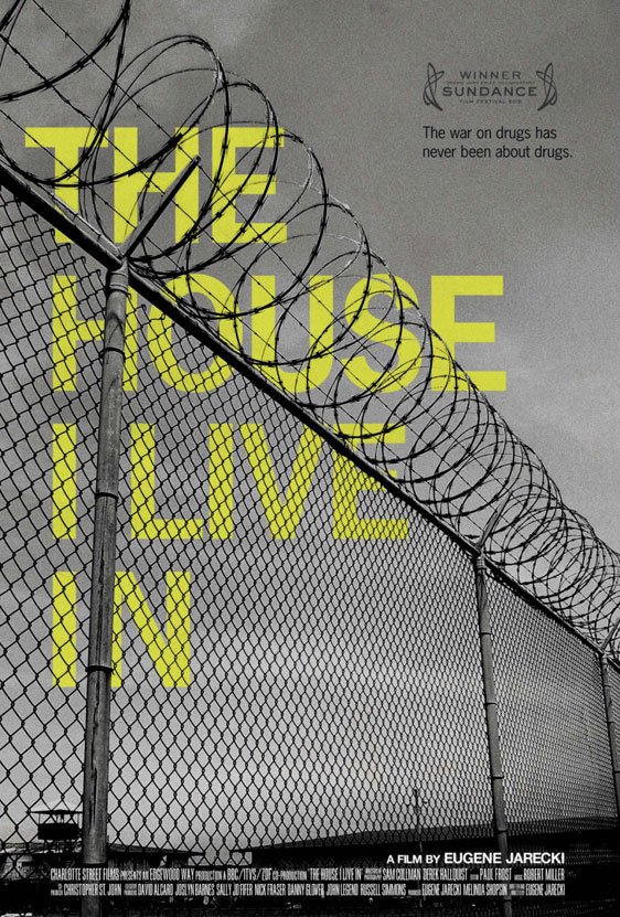 The House I Live In Poster #1