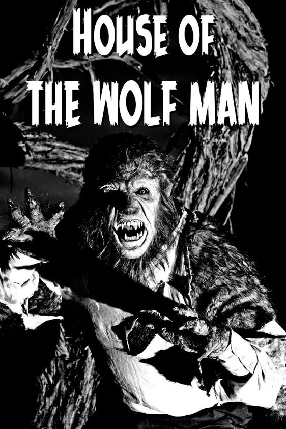House of the Wolf Man Poster #1