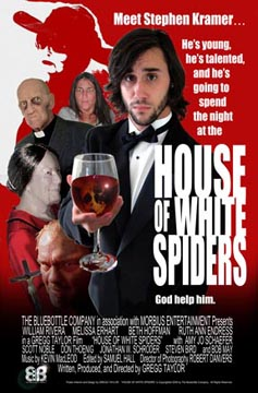 House of White Spiders Poster #1