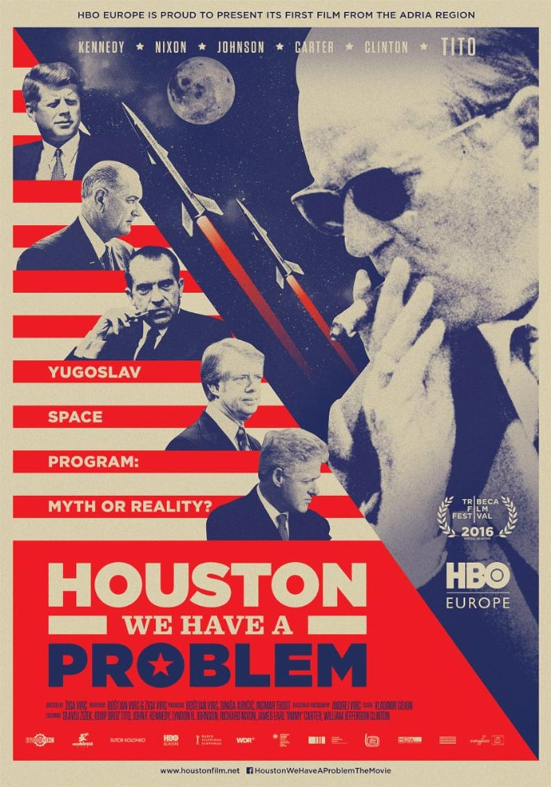 Houston, We Have a Problem! Poster #1