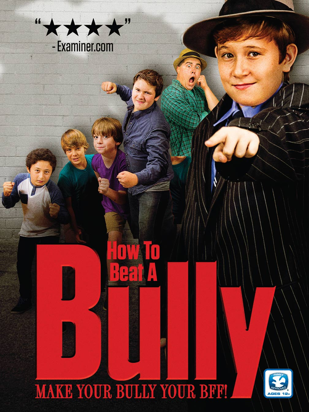 How to Beat a Bully Poster #1