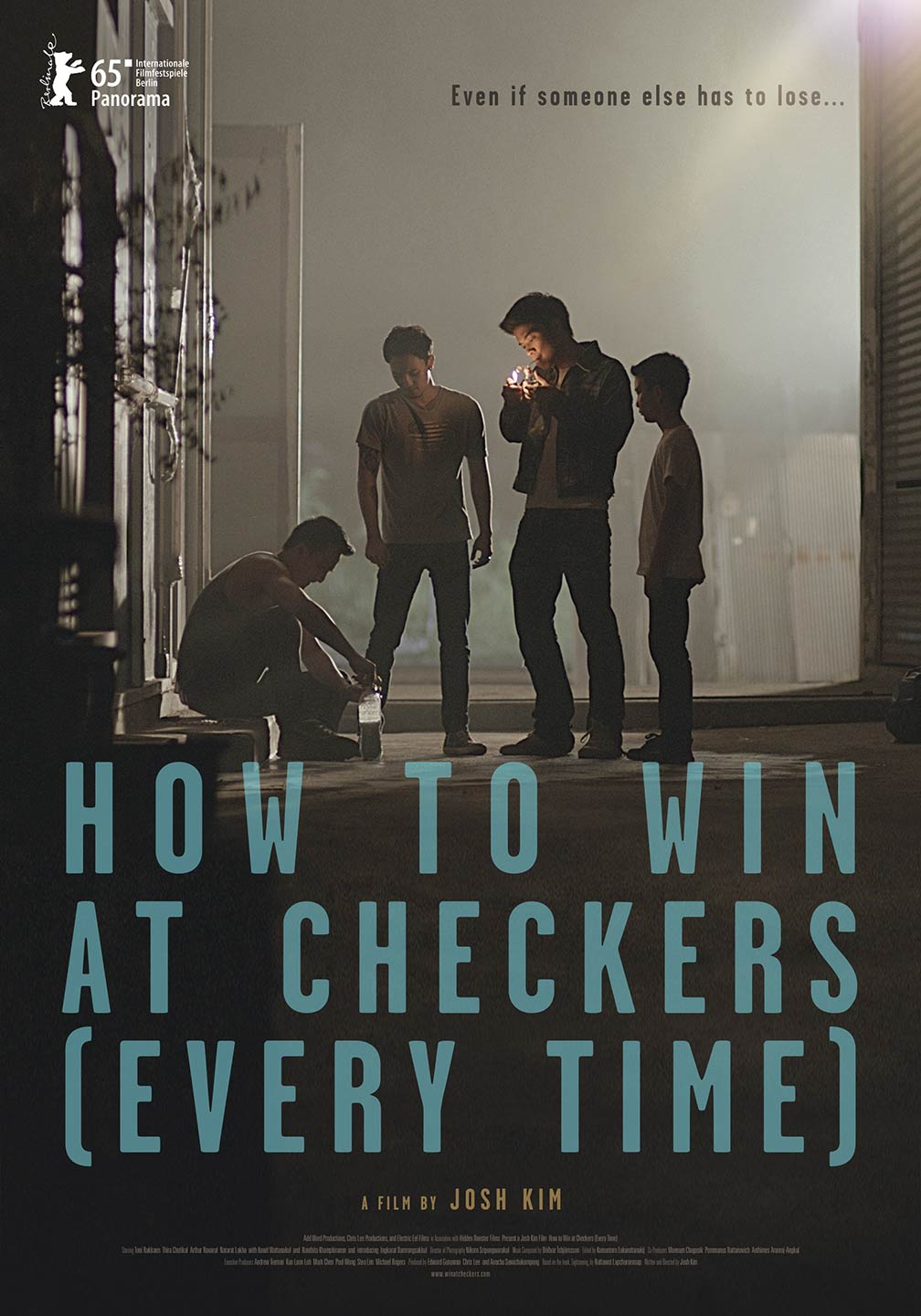 How to Win at Checkers (Every Time) Poster #1