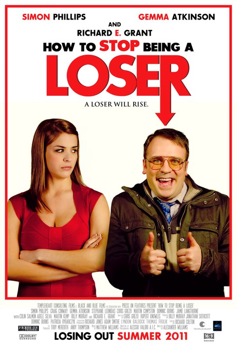 How to Stop Being a Loser Poster #2