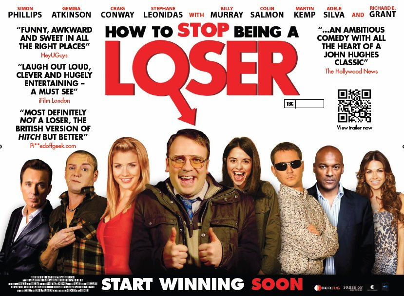 How to Stop Being a Loser Poster #1