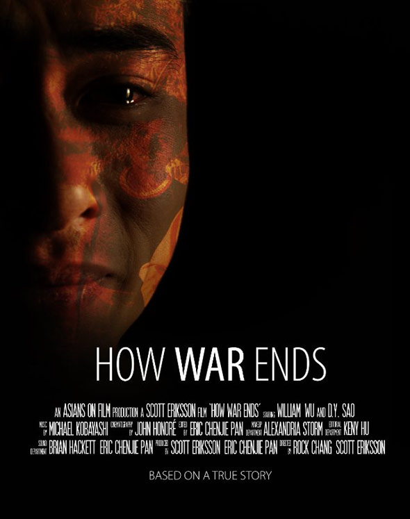 How War Ends Poster #1