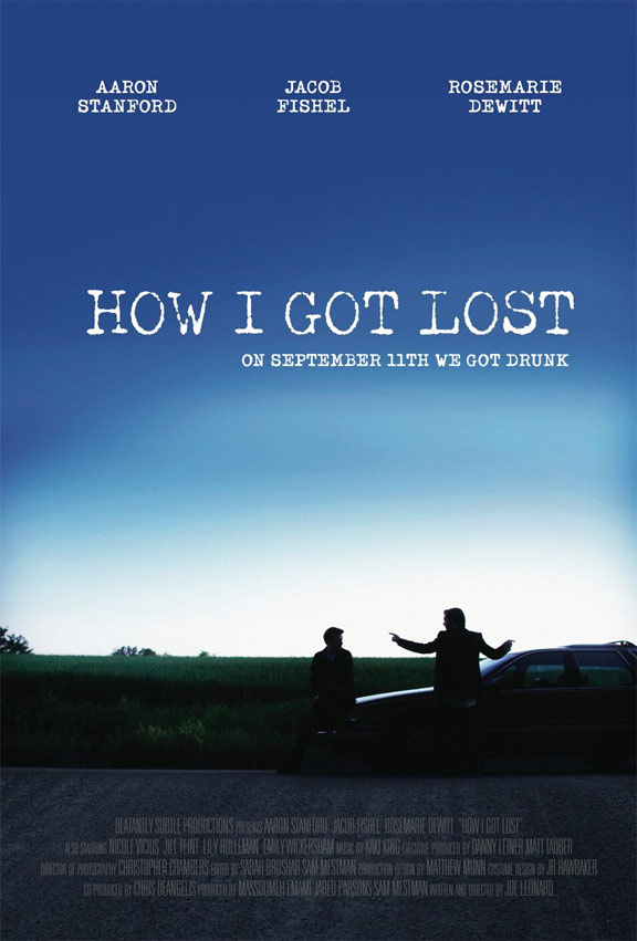 How I Got Lost Poster #1
