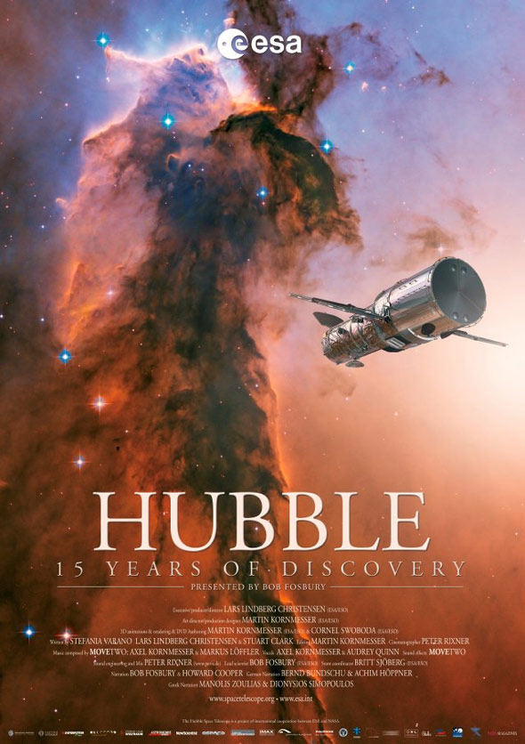 Hubble: 15 Years of Discovery Poster #1