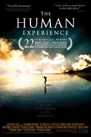 The Human Experience Poster #1