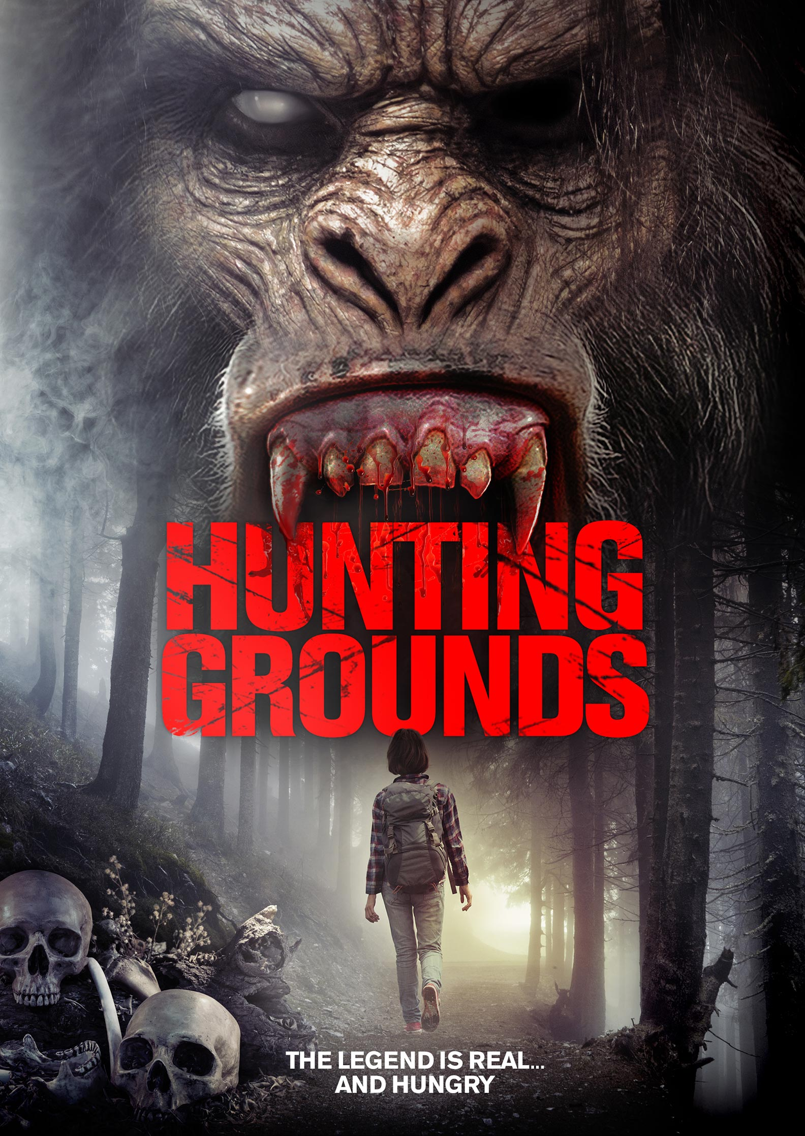 Hunting Grounds Poster #1