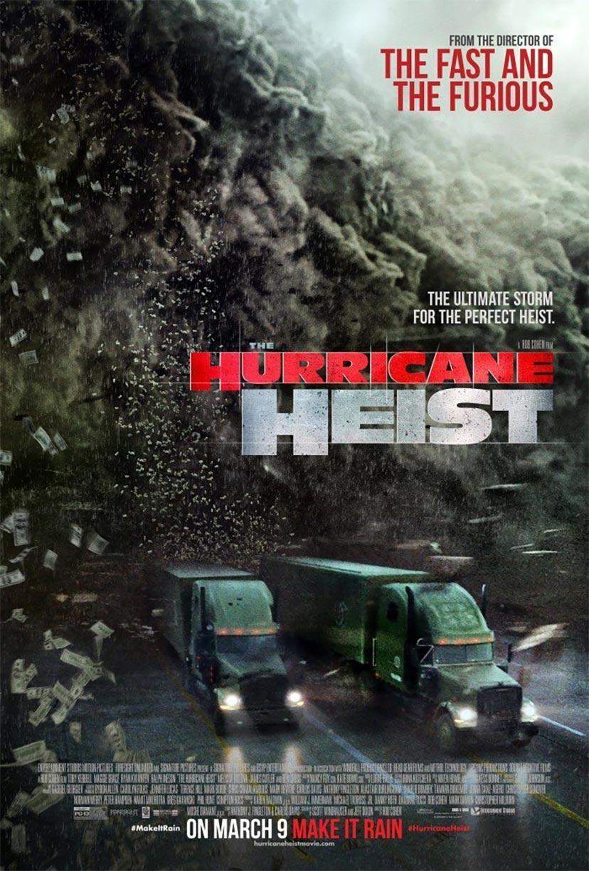 The Hurricane Heist Poster #1
