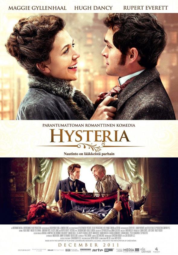 Hysteria Poster #1