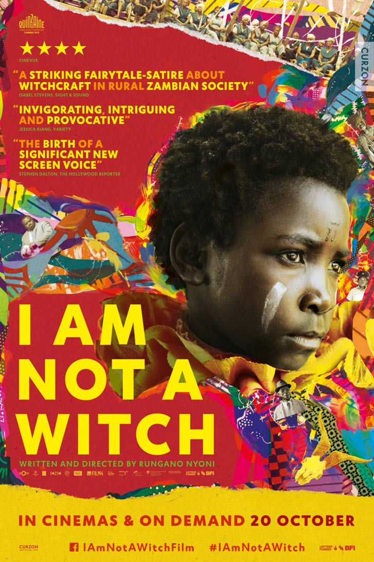I Am Not a Witch Poster #1